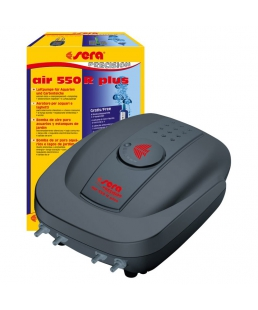 COMPRESOR SERA AIR 550 R PLUS
