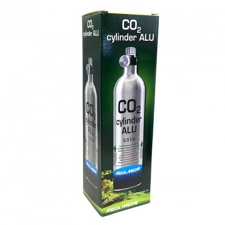 BOTELLA CO2 AQUAMEDIC 0.5L
