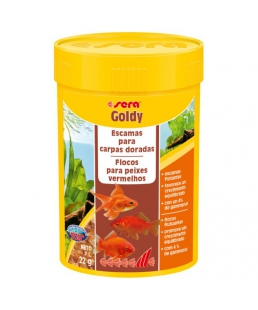 SERA GOLDY ESCAMAS 100ML