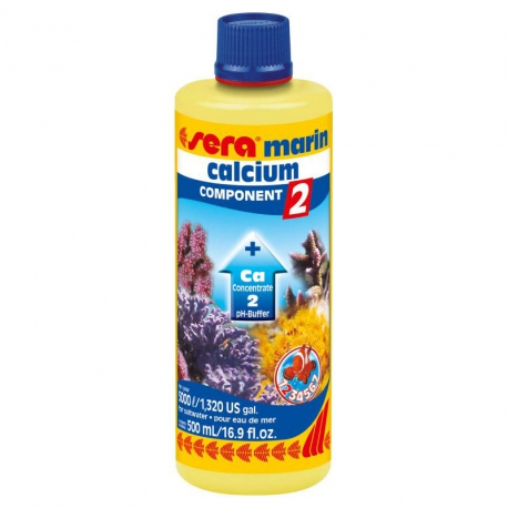 SERA marin COMPONENT 2 Ca pH-Buffer 250ml