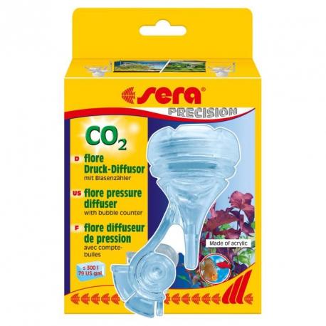 DIFUSOR CUENTA BURBUJAS CO2 SERA