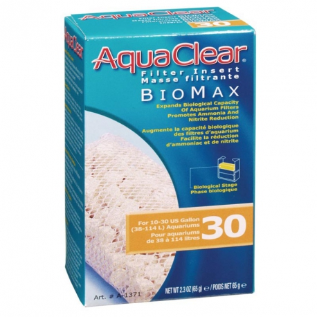 AQUA CLEAR Biomax 30