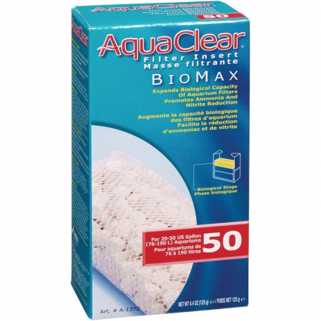 AQUA CLEAR Biomax 50