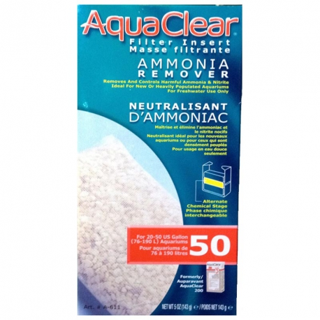 AQUA CLEAR ANTIAMONI 50