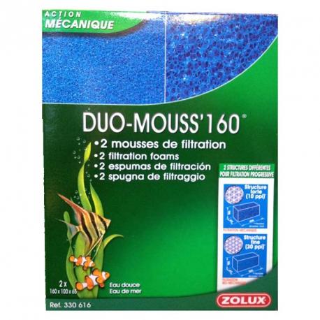 DUO-MOUSS 160