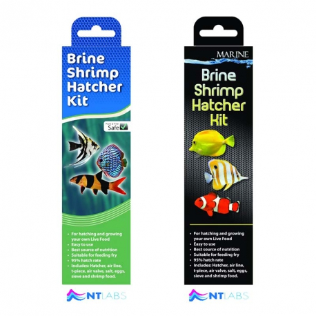 Artemiero Brine Shrimp Hatcher Kit