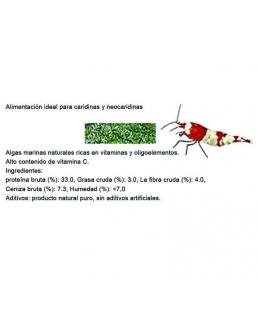 Algas naturales
