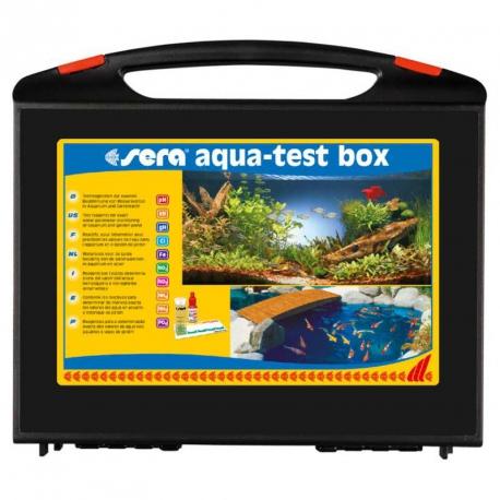 SERA AQUA TEST BOX DULCE