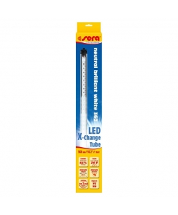 TUBO SERA X-CHANGE LED NEUTRAL BRILLIANT WHITE