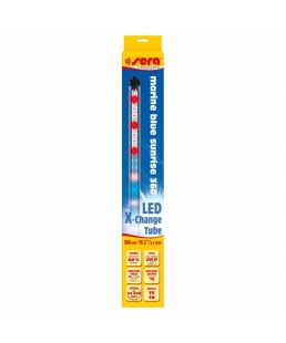 TUBO SERA X-CHANGE LED MARINE BLUE SUNRISE