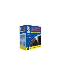 Conjunto cargas filtrantes KW200
