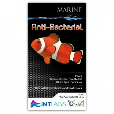Marine Anti-Bacterial NTLABS