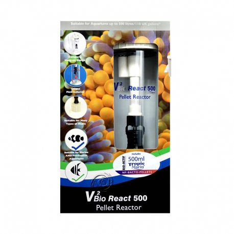 V2 BIO REACT 500 TMC
