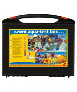 SERA AQUA TEST BOX MARINO