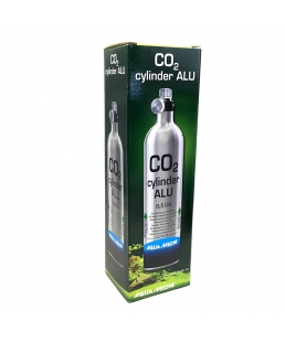 BOTELLA CO2 AQUAMEDIC 0.5L