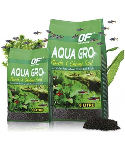 AQUAGRO PLANTS AND SHRIMP SOIL 3L