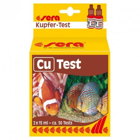 TEST CU SERA