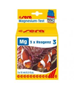 TEST REACTIVO MG X3 SERA