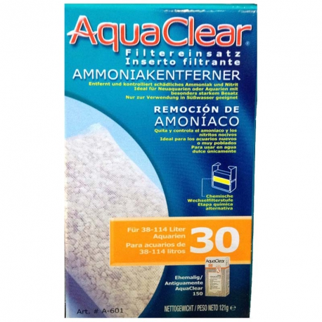 AQUA CLEAR ANTIAMONI 30