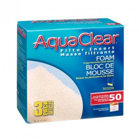 AQUA CLEAR Foam 50