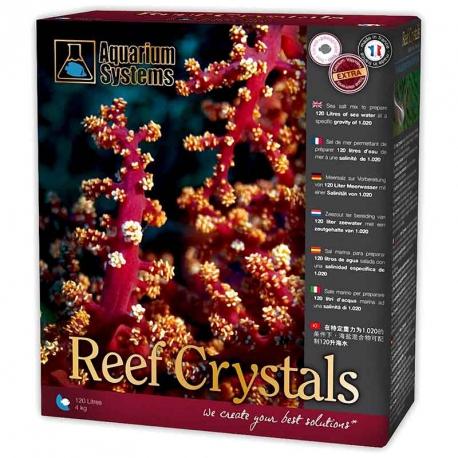 Sal Reef Crystals Aquarium Systems Especial Para Acuario