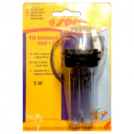 LAMPARA SERA 130+UV