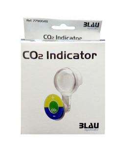 INDICADOR CO2 PLASTICO BLAU