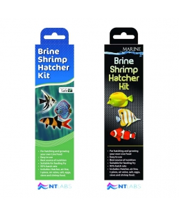 Artemiero Brine Shrimp Hatcher Kit