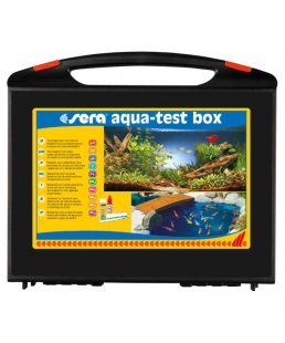SERA AQUA TEST BOX DULCE