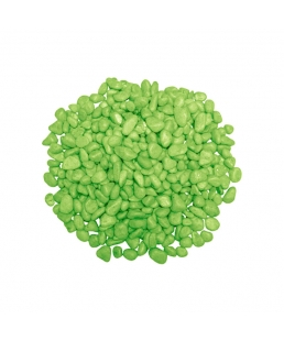 ARENA COLOR VERDE ICA 450GR