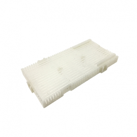 Placa para filtros de placas ICA
