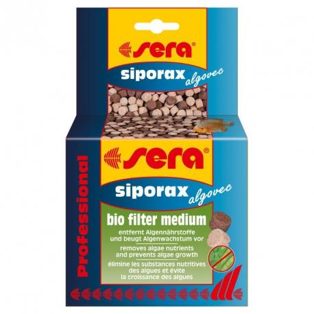 SERA SIPORAX ALGOVEC 210GR