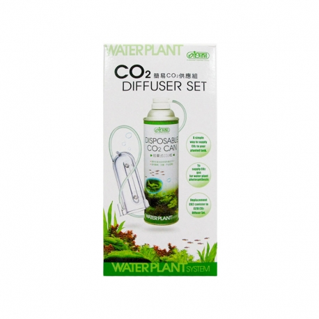 CO2 SET DIFUSOR