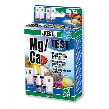 TEST Mg/Ca JBL