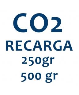 RECARGA CO2 250GR 500GR